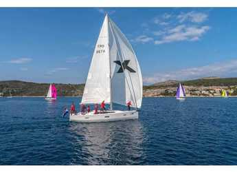 Rent a sailboat in ACI Marina Slano - X-Yacht 4-3