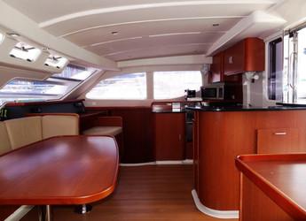 Alquilar catamarán a motor Leopard 4700 en Road Reef Marina, Road town