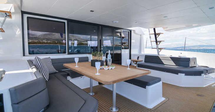 Rent a catamaran in Paroikia - Dufour 48 Catamaran
