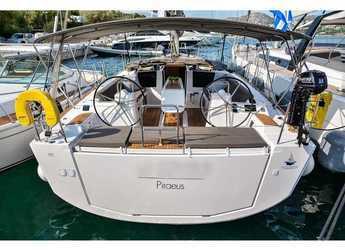 Louer voilier à Port of Lefkada - Dufour 460GL