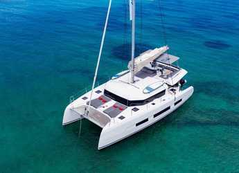 Chartern Sie katamaran in Agios Kosmas Marina - Dufour 48 Catamaran