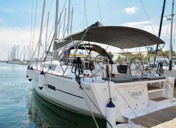 Chartern Sie segelboot in Paroikia - Dufour 460GL