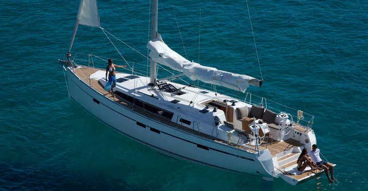 Rent a sailboat in Marina Skiathos  - Bavaria Cruiser 46