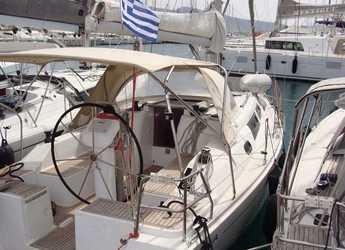 Rent a sailboat in Paros - Hanse 325