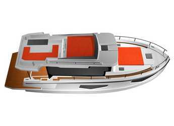 Rent a motorboat in SCT Marina Trogir - Seamaster 45