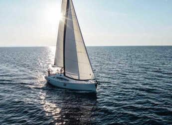 Rent a sailboat in Split (ACI Marina) - Elan 40.1
