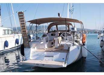 Rent a sailboat in Port of Lefkada - Elan Impression 45