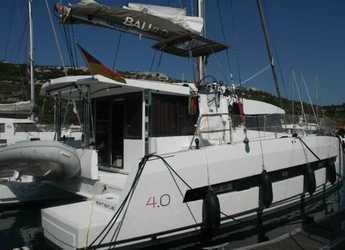 Rent a catamaran in ACI Marina Skradin  - Bali 4.0
