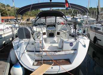 Rent a sailboat in ACI Marina Skradin  - Sun Odyssey 49i