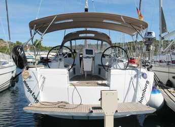 Rent a sailboat in Trogir (ACI marina) - Sun Odyssey 419