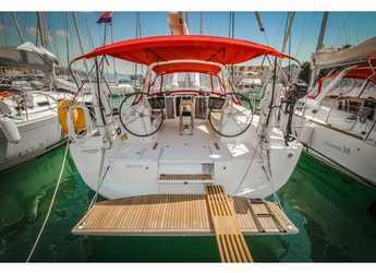 Chartern Sie segelboot in ACI Pomer - Oceanis 41.1