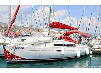 Rent a sailboat in ACI Pomer - Oceanis 31