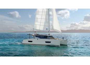 Rent a catamaran in Marina Baotić - Lucia 40