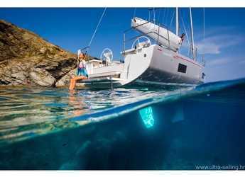 Chartern Sie segelboot in ACI Pomer - Oceanis 46.1 - owner's version