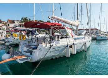 Chartern Sie segelboot in ACI Pomer - Oceanis 48
