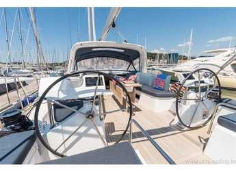 Rent a sailboat in Split (ACI Marina) - Oceanis 60