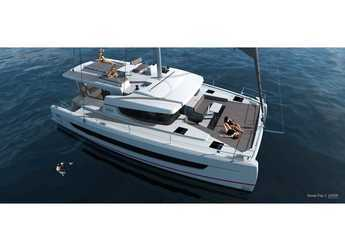 Rent a catamaran in ACI Marina Vodice - Bali 4.6