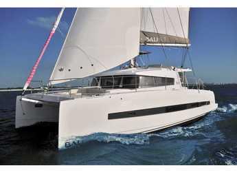 Rent a catamaran in Porto Capo d'Orlando Marina - Bali 4.1 Orlandina