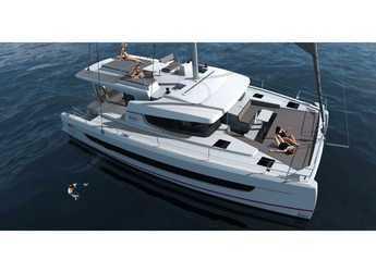 Rent a catamaran in Porto Capo d'Orlando Marina - Bali 4.6 Mira