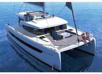 Chartern Sie katamaran in Porto Capo d'Orlando Marina - Bali 4.8 Terra