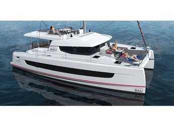 Rent a catamaran in Porto Capo d'Orlando Marina - Bali 4.6 Nadir