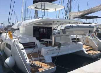 Rent a catamaran in Split (ACI Marina) - Lagoon 50