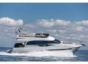 Rent a yacht in Split (ACI Marina) - Prestige 520 Flybridge