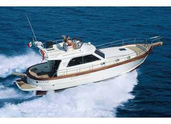 Rent a motorboat in Marina di Sant'Elmo  - Sciallino 40