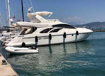 Rent a yacht in La Spezia - Azimut 50