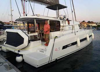 Rent a catamaran in Marina Kornati - Bali 4.1