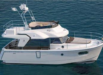 Rent a motorboat in Marina Kornati - Swift Trawler 35
