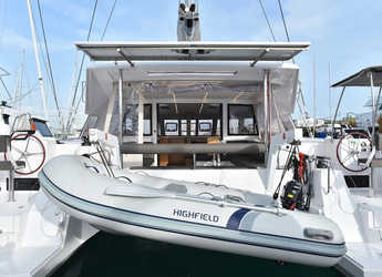 Rent a catamaran in ACI Marina Vodice - Nautitech 46 Open