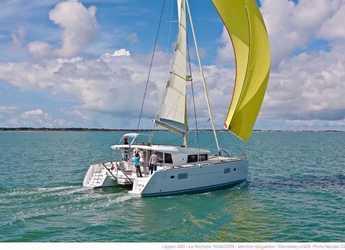 Rent a catamaran in ACI Jezera - Lagoon 400 - 4 + 2 cab.
