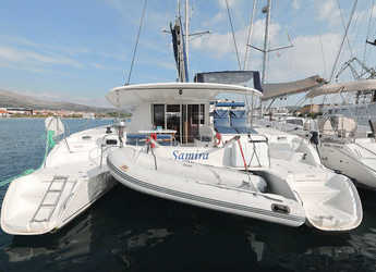 Rent a catamaran in ACI Marina Vodice - Orana 44