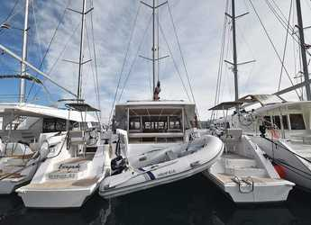 Rent a catamaran in Split (ACI Marina) - Nautitech 46 Open - 3 cab.