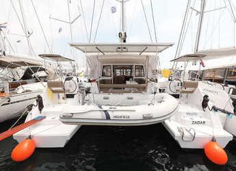 Rent a catamaran in Veruda - Nautitech 46 Open