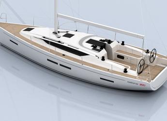 Rent a sailboat in ACI Jezera - Salona 380