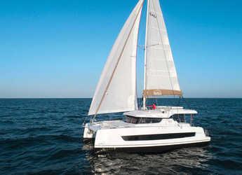 Rent a catamaran in ACI Marina Dubrovnik - Bali Catspace