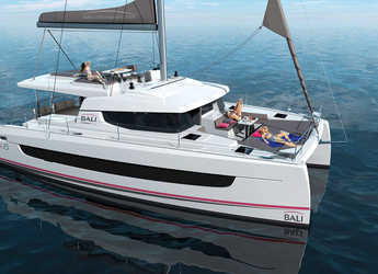 Louer catamaran à Marina Kastela - Bali 4.6 - 5 + 2 cab.