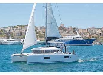 Alquilar catamarán en Preveza Marina - Lagoon 42 A/C & GEN.