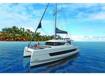 Rent a catamaran in Marina Skiathos  - Bali Catspace
