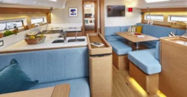 Rent a sailboat in Marina Skiathos  - Sun Odyssey 490