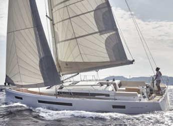Chartern Sie segelboot in Marina Skiathos  - Sun Odyssey 490