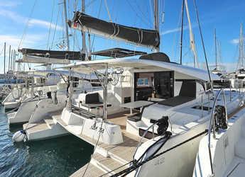 Rent a catamaran in Marina Sukosan (D-Marin Dalmacija) - Lagoon 42