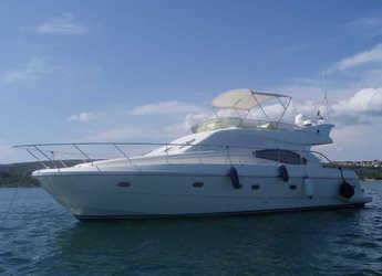 Rent a yacht in Punat - Ferretti 460