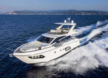 Rent a yacht in Marina Baotić - Absolute 50 Fly
