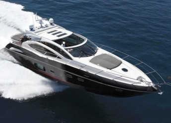 Rent a yacht in Marina Baotić - Sunseeker Predator 64