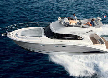 Rent a motorboat in Punat - Antares 42 Fly