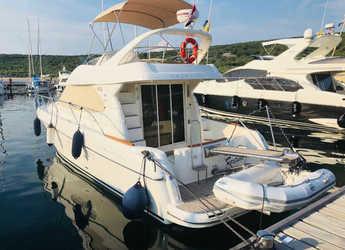 Chartern Sie motorboot in Punat - Prestige 36 Fly