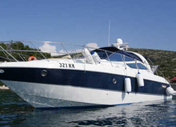 Rent a motorboat in Punat - Cranchi 43 IPS